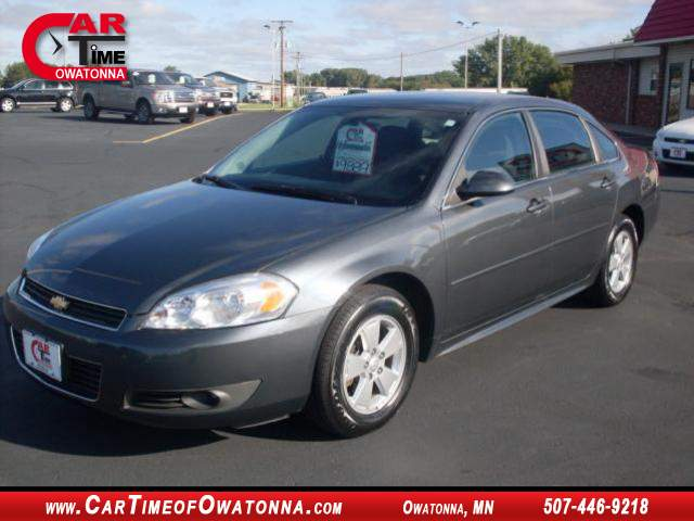 2011 chevrolet impala lt at car time of owatonna 507 446 9218. Black Bedroom Furniture Sets. Home Design Ideas