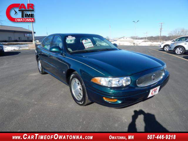 2000 buick lesabre custom at car time of owatonna 507 446 9218. Black Bedroom Furniture Sets. Home Design Ideas