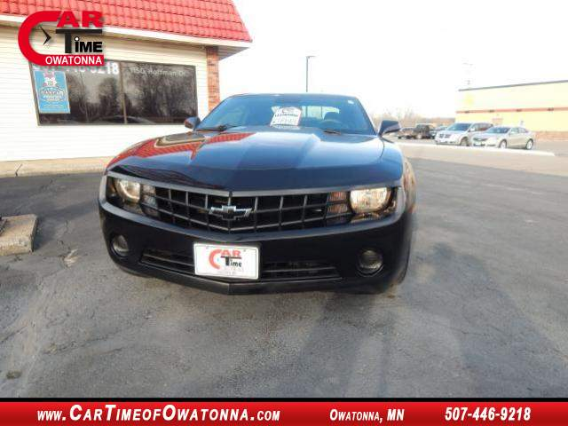 2011 chevrolet camaro ls at car time of owatonna 507 446 9218. Black Bedroom Furniture Sets. Home Design Ideas