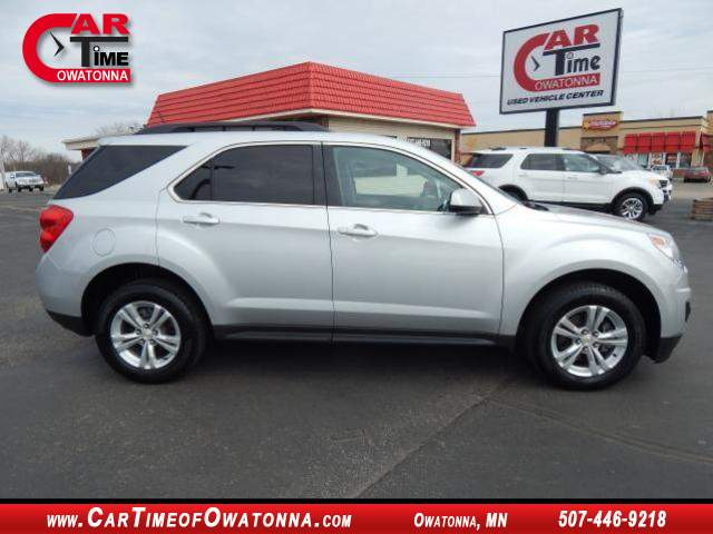2015 chevrolet equinox 1lt at car time of owatonna 507 446 9218. Black Bedroom Furniture Sets. Home Design Ideas