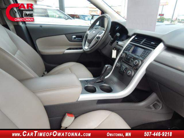 2012 ford edge sel at car time of owatonna 507 446 9218. Black Bedroom Furniture Sets. Home Design Ideas