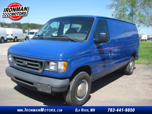 2003 ford econoline e 250 at ironman motors 763 441 9850 for Great wall motors stock