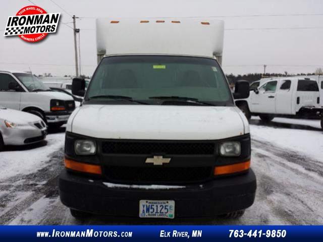 2005 Chevrolet Express 3500 1 Ton Cargo Van Box Truck Cutaway At Ironman Motors 763 441 9850