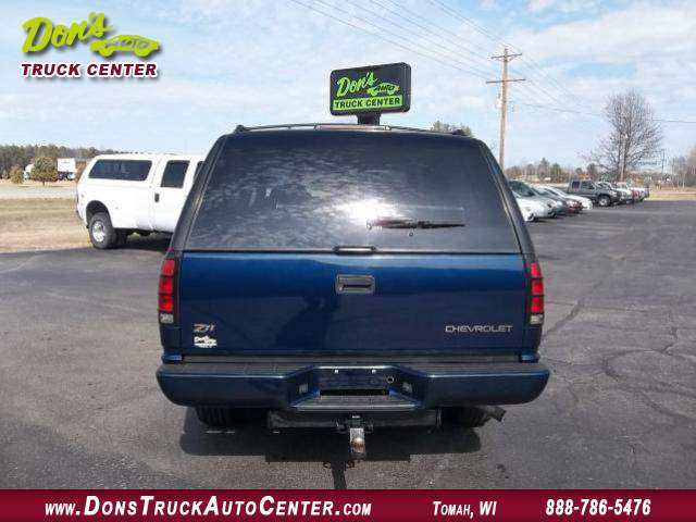 2000 Chevrolet TAHOE Z71 4X4 at Dons Auto Truck Center 6083726435