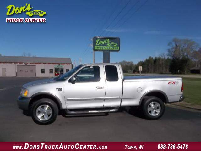 Worksheet. 2002 Ford F150 XLT 4X4 XCAB XLT FX4 at Dons Auto Truck Center 608