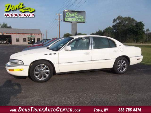 2005 buick park avenue ultra at dons auto truck center 608 372 6435. Black Bedroom Furniture Sets. Home Design Ideas