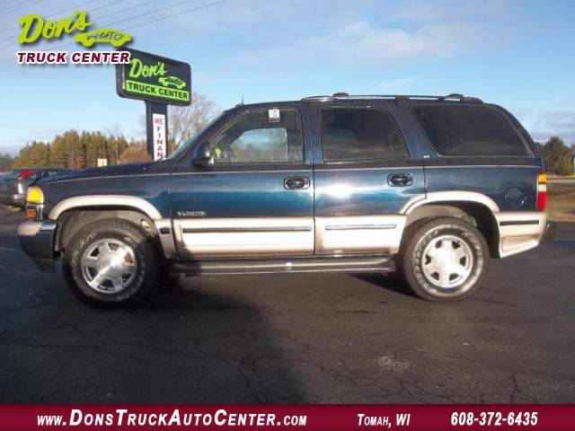 Title #www.dealerpacim.net/vehicle_images/widonsauto/0011493/2004 GMC-YUKON-SLT-4X4-142K-BLUE PEWTER 001.JPG