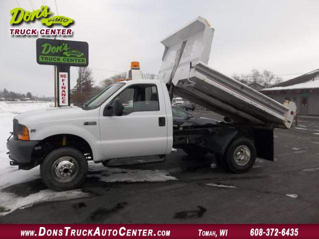2000 ford f 350 xl superduty 4x4 at dons auto truck center 608 372 6435. Black Bedroom Furniture Sets. Home Design Ideas