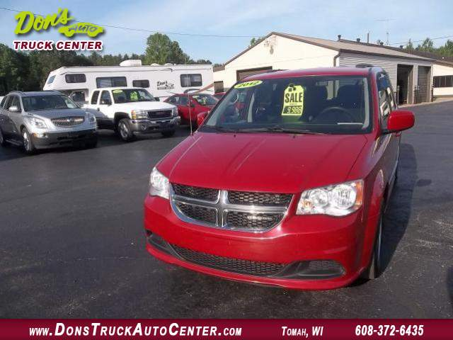 2012 Dodge Grand Caravan Sxt Stow N Go At Dons Auto Truck